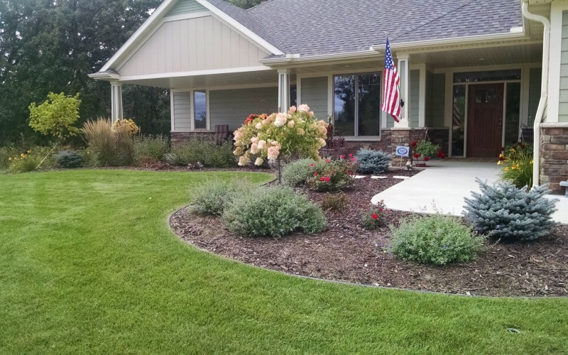 Front Patio Ideas On A Budget
